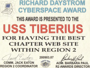 2009 Region Two Web Award - Best Chapter Website